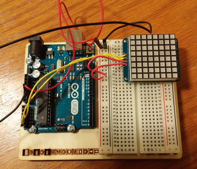 Coding Math Patterns on an LED Grid   Math + Code 'Zine
