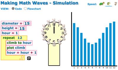 FlyBy Math Simulator