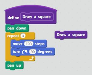 Define Square